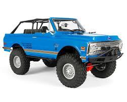 AX90058 Axial 1/10 SCX10 II '69 Chevrolet Blazer 4WD RTR - Fast ...