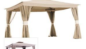 Patio & Pergola Backyard Canopy Gazebo Sears Gazebo Gazebo Kits