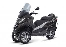 2016 Piaggio MP3 500 Business ABS In Middleton Wisconsin