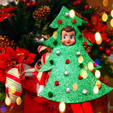 Elf Movie Christmas Decorations Fresh On The Shelf Tree Ideas Pinterest