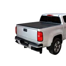 100 Truck Bed Caps LOMAX TriFold Cover 1619 Toyota Tacoma Excl OEM Hard Covers