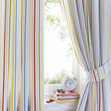 Yellow And White Curtains For Nursery by Gray Striped Nursery Curtains Best Idea Garden