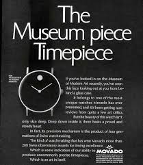 Movado Mini Desk Clock by Movado Museum Dial Watch Ready For A Return Movado Thinks So Its
