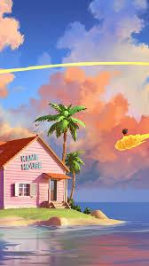 100 Kames House Kame Dragon Ball Z 3032x1706 Wallpapers