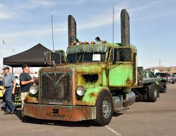 100 Rat Rod Semi Truck Blown Away 104 Magazine