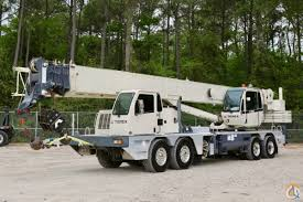 100 Truck For Sale Houston Used 2014 Terex T780 Hydraulic Truck Crane Crane For In