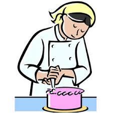 Cake Decorating Clipart 1