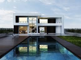 100 Modern House.com House 3d Model Cgtrader