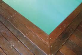 margelle piscine en bois margelles et plages de piscine actualités reportages