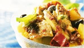 cuisiner thon frais recette salade de thon à la tunisienne