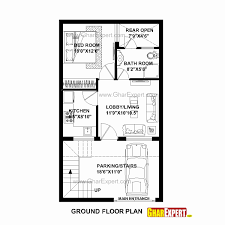 House Plan For 25 Feet By 40 Feet Plot Plot Size 111 Square