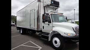 Refrigerated Truck Sale - 2009 International 4300, 26'ft Box ...