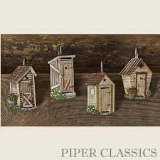 Outhouse Themed Bathroom Accessories by 76 Best Out House Bath Decor Images On Pinterest Bath Decor