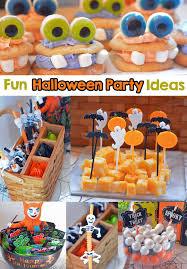 Ideas For Halloween Food by 100 Fun Halloween Food Ideas For Kids Best 25 Healthy