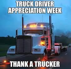Truck Driver Appreciation Week | Be On Cool | Pinterest | Trucks ... Celebrating Drivers During Truck Driver Appreciation Week Sept 9 National Eagle Cadian On Twitter Its Enterprises Celebrates Shell Rotella Nz Trucking Tmaf To Launch Campaign Imagine Youtube Ats Game American Service One Transportation