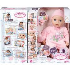 Baby Annabell Sophia So Soft Babyshopcom
