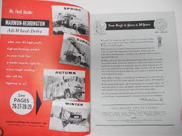100 Blue Book On Trucks 1955 Hildys Ford Truck Bodies Bus Fire Truck
