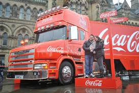 No Coca Cola Christmas Truck For Bradford On 2018 Tour | Bradford ... What Every Coca Cola Driver Does Day Of The Year Makeithappy Dash Cam Viral Video Captures An Audi Driving Do This Dangerous Move Cacola Bus Spotted In Ldon As The Countdown To Christmas Starts Truck Coca Cola This Is Why The Truck Isnt Coming To Surrey Transportation Technology Wises Up Autonomous Vehicles Uberization Lorry In Coventry City Centre Contrylive Showcase Cinema Property Revived Coke Build Facility Erlanger Teamsters Pladelphia Distributor Agree New 5year Driver Youtube Health Chief Hits Out At Tour West