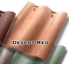 synthetic mission roof field tiles desert terra cotta 1