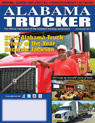 Alabama Trucker, 2nd Quarter 2012 By Alabama Trucking Association ...