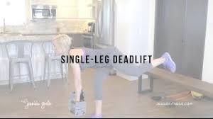 Roman Chair Leg Raises Jessie by Jessie Hilgenberg Viyoutube Com
