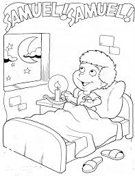 Samuel And Coloring Pages Ethnotekbags