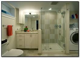Basement Bathroom Laundry Room Ideas 2018