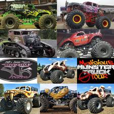 100 Monster Truck Crashes S Are Here At Arizona Straight Up Racing Facebook