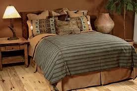 Image Of Modern Rustic Bedding