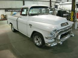 100 1956 Gmc Truck For Sale Cameo Suburban Carrier Rare Chevy Hot Rod Classic V