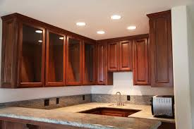 kitchen kitchen cabinet recessed kitchen lighting with flat and
