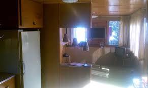 Retro Mobile Home Inside