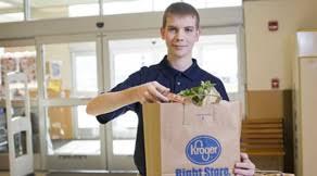 kroger bagger job description duties tasks and responsibilities
