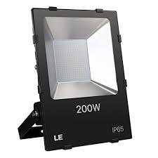 le 200w bright outdoor led flood lights 22000 lumen