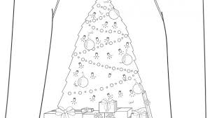 Creative Designs Sweater Coloring Page 16 Ugly Christmas Colouring Pages Mum In The Madhouse Christmastree To Print Free Printable Blank