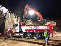 100 Dump Truck Services Loren Pratt Ing