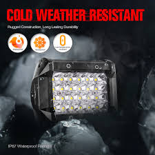100 Work Lights For Trucks Car Accessories Interior 4 Inch Light Bar 4 Inch Fog Lights Led Work