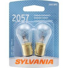 sylvania 2057 basic miniature bulb contains 2 bulbs