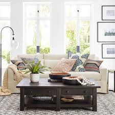 Pottery Barn - When Your Sofa Feels As Good As It Looks ...