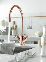 Wall Mounted Kitchen Faucets India by Best 25 Copper Taps Ideas On Pinterest Taps Copper Bathroom