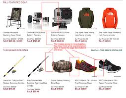 Blog Post 3- Design Analysis Of Gander Mountain And Bass Pro ...