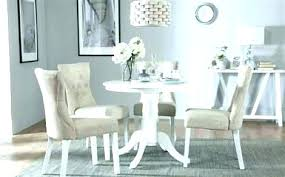 Circle Dining Table And Chairs Round Furniture