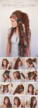 10 Boho Hair Tutorial for the Season Pretty Designs