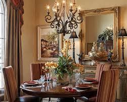 Mediterranean Dining Room Design Ideas