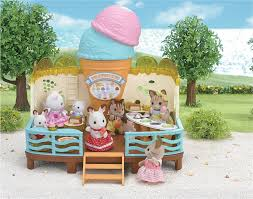 Calico Critters Seaside Ice Cream Shop | ASTRA Best Toys 2016 ... Mpc 1968 Orge Barris Ice Cream Truck Model Vintage Hot Rod 68 Calico Critters Of Cloverleaf Cornersour Ultimate Guide Ice Cream Truck 18521643 Rental Oakville Services Professional Ice Cream Skylars Brithday Wish List Pic What S It Like Driving An Truck In Seaside Shop Genbearshire A Sylvian Families Village Van Polar Bear Unboxing Kitty Critter And Accsories Official Site Calico Critters Free Shipping 1812793669 W Machine Walmartcom