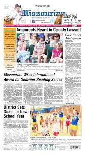 Southwind Flooring Shipshewana In by Washington Missourian Wednesday September 2 By Ethan Busse Issuu