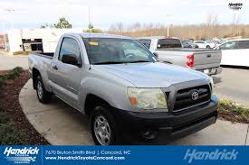 100 Toyota 4 Cylinder Trucks 8805 Used Cars SUVs In Stock In Concord Hendrick