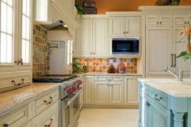 Cool Inspiration Painting Wood Cabinets White Dark Kitchen
