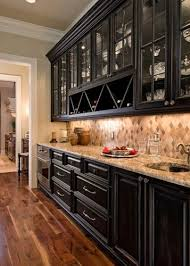 Best 25 Black kitchen cabinets ideas on Pinterest