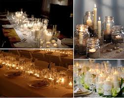 Receptions By Candlelight Reception Centerpieces Using Lanterns